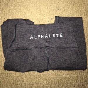 Shale alphalete Leggings